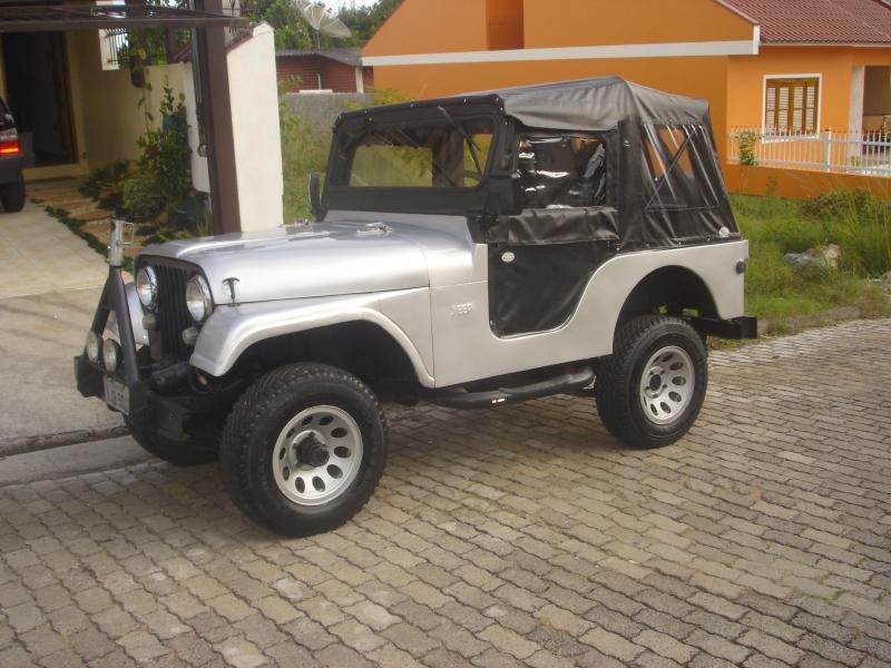 Vendo Jeep Willys 1959 Diesel