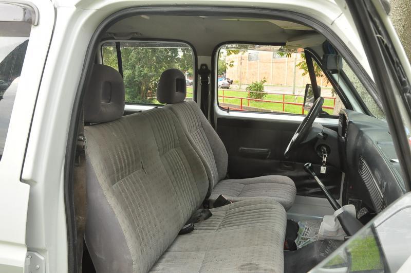 Chevrolet D20 S4T Diesel 1995 Cabine Dupla 4 portas (de ...