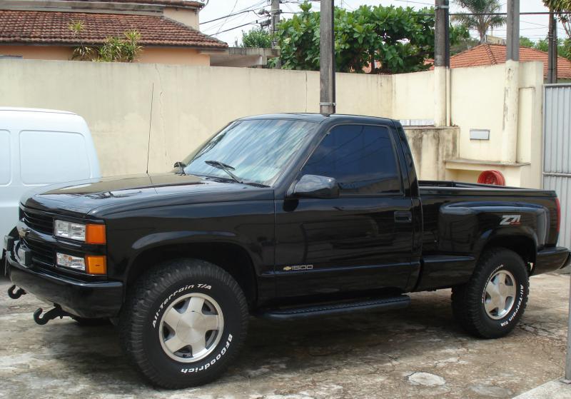D Silverado Americana K Z X Completa Abs Automatica V L Ano A S on 1995 Jeep Cherokee Sport 4x4