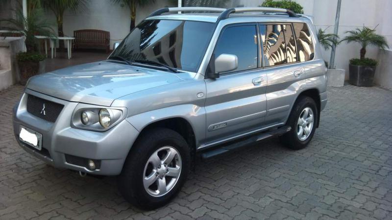 Jeep Wrangler Diesel >> Mitsubishi pajero tr4 2.0 4x4 16v 131 cv gasolina 4p ...