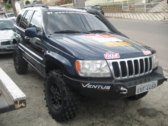 Grand Cherokee Laredo 2000 Preparada