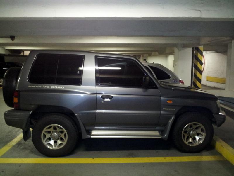 Vendo Pajero Gls 3500 V6 1999 2p Mec 226 Nica