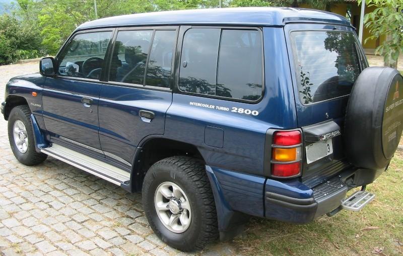 Jeep Wrangler Diesel >> Pajero GLS Diesel Intercooler 2800 - 98/99