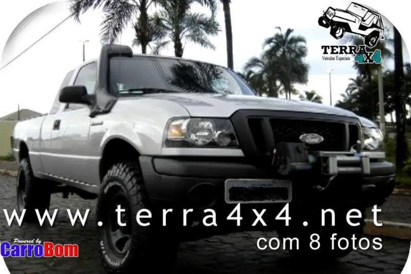 Vendo - Ford Ranger 2.5 4x4 CE TB Diesel