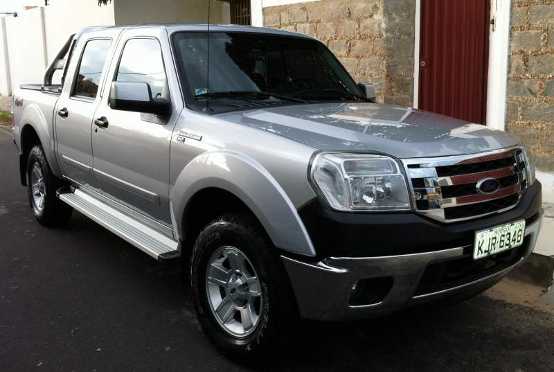 ranger xlt limited diesel 4x4 vendo pernambuco