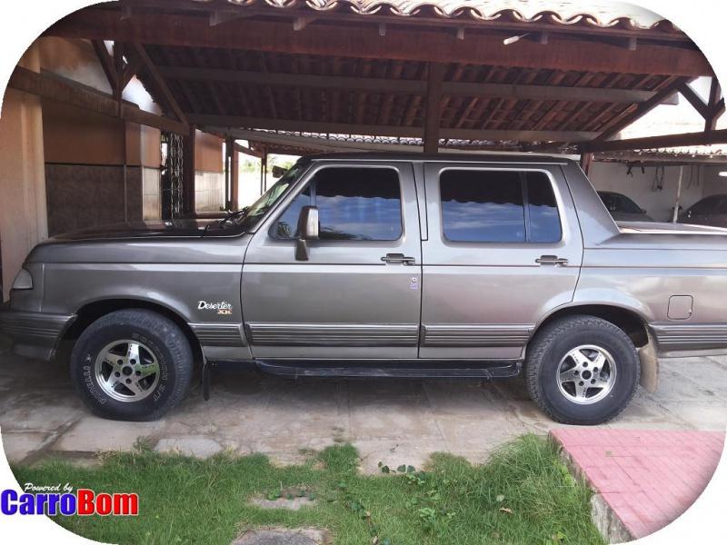 Vendor Ford F1000 Deserter XK (muito nova!!) 95/95 - Motor 229