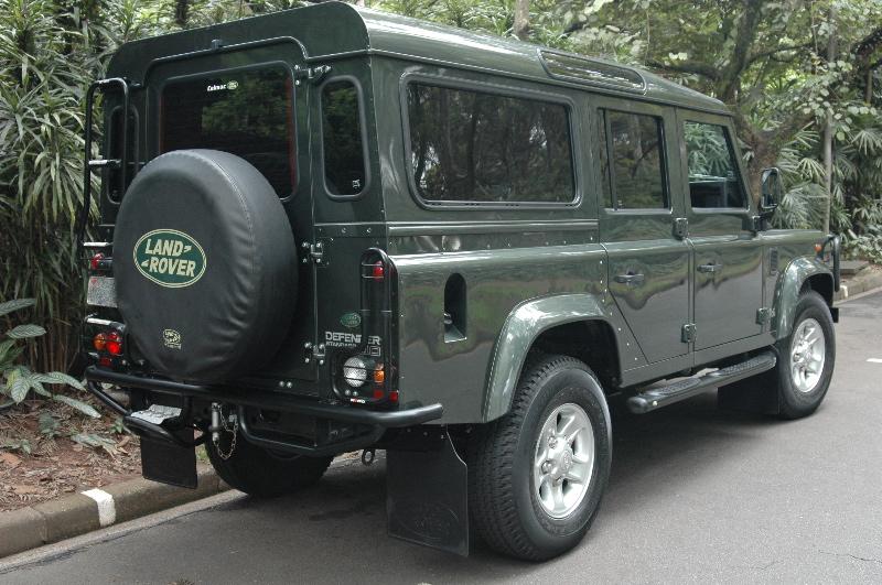 Land Rover Defender 110 250 Nico Dono Com 68 500km