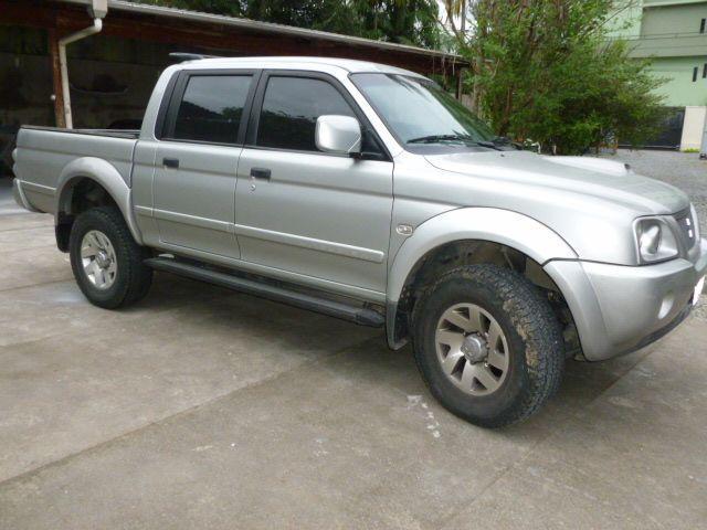 L200 GLS 2.5 4X4 CD Diesel 2004/2005