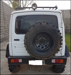 Vendo ou TROCO Suzuki Samurai 200% Bloqueado - 1993-20160909_063128.jpg