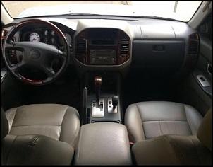 Mitsubishi pajero full 3.2 gls 4x4 turbo diesel 5p - 2006/2007-foto-interior-3.jpg