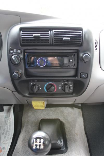 Ford Ranger Stx 1997 4x4 Zerada