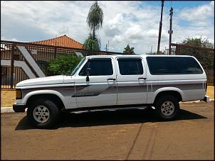 Chevrolet Veraneio D20  Turbo Diesel original em ótimo estado - 1993-img-20161117-wa0082.jpg