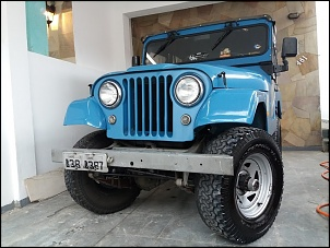Vendo ou Troco Jeep Ford 1979 Excelente Carro-20170318_161949.jpg