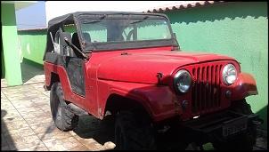 Jeep CJ5 83 - Mecânica a toda prova-20170723_112030.jpg