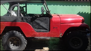 Jeep CJ5 83 - Mecânica a toda prova-20170723_112103.jpg