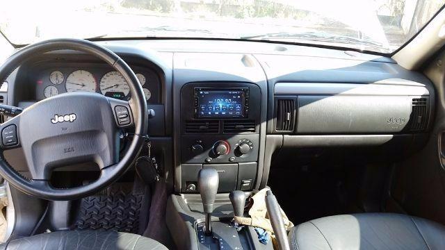 2017 Jeep Grand Cherokee Laredo >> Jeep Cherokee Laredo 2.7 CRD Diesel - 2004
