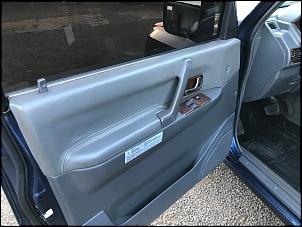 Mitsubishi Pajero GLS-B TOP 3.5 V6 1998 Automático - 2 portas Super Conservado!!-pajero-forro-porta.jpg