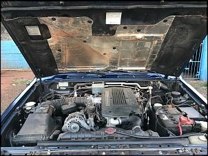 Mitsubishi Pajero GLS-B TOP 3.5 V6 1998 Automático - 2 portas Super Conservado!!-pajero-motor.jpg