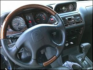 Mitsubishi Pajero GLS-B TOP 3.5 V6 1998 Automático - 2 portas Super Conservado!!-pajero-painel.jpg