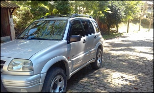 Grand Vitara 99 - Auto - R$ 17.000,00-20180623_114025.jpg