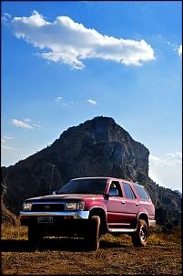 Toyota Hilux SW4 SR5 1994 4x4 - vermelho metálico Toyota Garnet Pearl-img-20160828-wa0037semplaca.jpg