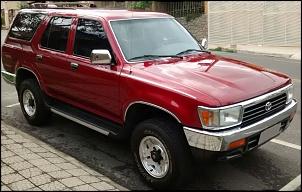 Toyota Hilux SW4 SR5 1994 4x4 - vermelho metálico Toyota Garnet Pearl-img_20160109_162923338.jpg