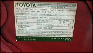 Toyota Hilux SW4 SR5 1994 4x4 - vermelho metálico Toyota Garnet Pearl-img_20140728_200548108.jpg