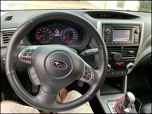 Subaru Forester 2011 TOP - procedência impecável - todo histórico desde zero-painel.jpg