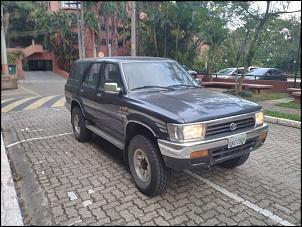 Vendo Sw4 93 - Turbo Diesel Intercooler - Relacao alongada-img_20191105_062931.jpg