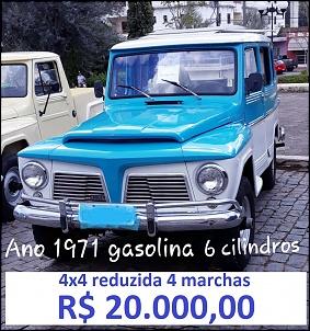 Vendo Rural Willys 1971 original 6cc 4x4 e com reduzida-01.jpg