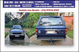 TOYOTA HILUX SW4 93 - Motor 2.8 Diesel 4X4 - R$ 27.000,00-anuncio-hilux.jpg