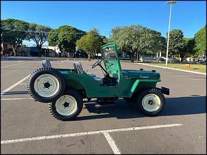Vendo Jeep CJ3A 1951 Original-direita003.jpg