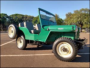 Vendo Jeep CJ3A 1951 Original-direita001.jpg