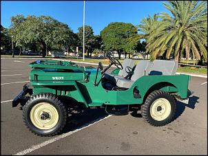 Vendo Jeep CJ3A 1951 Original-esquerda004.jpg