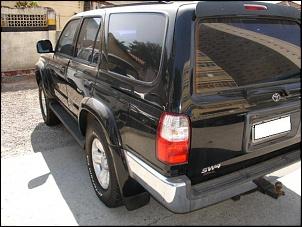 Oportunidade Toyota Hilux SW4 2000/2001 3.0 turbo diesel-traseira-lat-esquerda.jpg