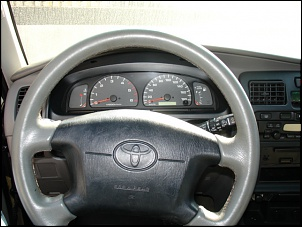 Oportunidade Toyota Hilux SW4 2000/2001 3.0 turbo diesel-painel.jpg