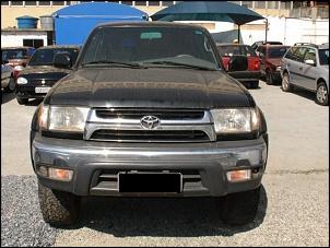 Oportunidade Toyota Hilux SW4 2000/2001 3.0 turbo diesel-frente.jpg