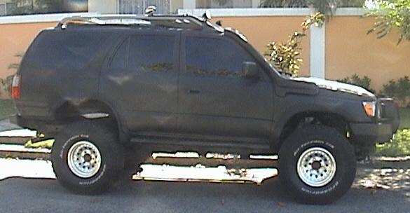 Toyota Hilux SW4 3.0 TD 4x4 97 Equipadíssima