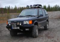Grupo destinado aos proprietários e amantes do Modelo range Rover P38 de 1990 até 2002.<br />  Dicas e Suportes técnicos .