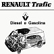 Renaul Trafic = SpaceVan GM     Discutir possíveis problemas em mecânica a diesel como também a gasolina.    Como por exemplo, o motor a diesel da trafic tem compressão, a bomba...