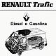 Renaul Trafic = SpaceVan GM<br />  <br />   Discutir possíveis problemas em mecânica a diesel como também a gasolina.<br />  <br />  Como por exemplo, o motor a diesel da trafic tem...